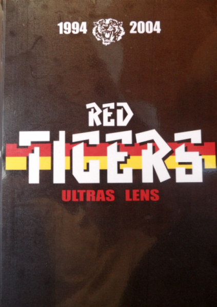 red tigers