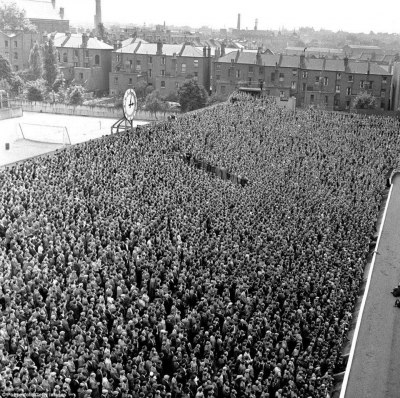 (1956) Arsenal - Cardiff City