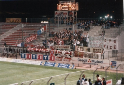 (1993-94) Martigues - Bordeaux